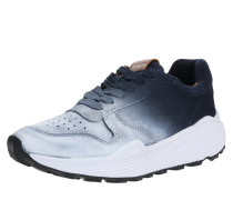 Sneaker 'sardan' blau / weiß