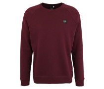 Sweatshirt 'rival' rot
