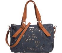Handtasche 'Hades Ginebra' blau / braun