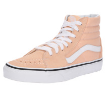 Sneaker 'Sk8-Hi' apricot / weiß