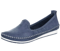 Komfort-Slipper navy