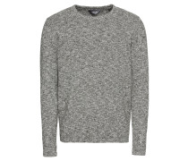 Pullover 'Knit - Langston' dunkelgrün
