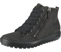 Wintersneaker 'Soft 46' schwarz
