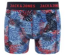 Boxershorts 'jacraft' blau / rot