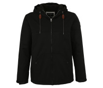 Winterjacke 'wanna' schwarz