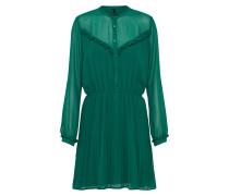 Kleid 'luppe' smaragd