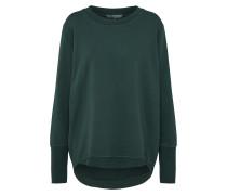 Sweatshirt 'nicola' grün