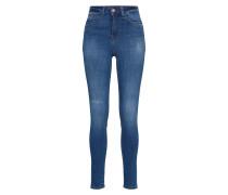 'LEXI'Jeans blue denim