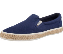 Sneaker 'Master' beige / blau