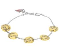 Armband 'ubb11306' gold / silber