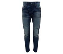 Jeans '3301' blue denim