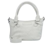 Handtasche 'Lesly' weiß