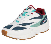 Sneaker aqua / grün / weiß