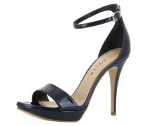 Sandalette 'valeria' dunkelblau