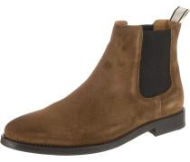 Chelsea Boots 'Max ' braun / schwarz
