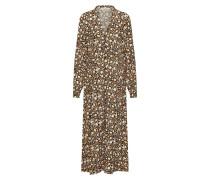 Kleid 'Leonetta' gelb / mischfarben