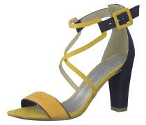 Sandalette gelb