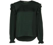 Shirtbluse grün
