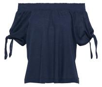 Shirt 'carribeanmood' dunkelblau