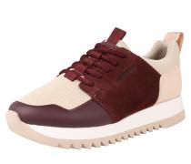 Sneaker 'Deline Wmn' bordeaux