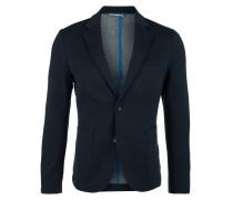 Sweat-Sakko kobaltblau