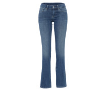 Jeans 'picadilly' blau
