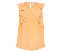 Bluse 'bathshira' orange