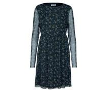 Kleid 'Denise' petrol / mischfarben