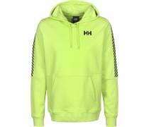 Sweatshirt 'Active' gelb / schwarz