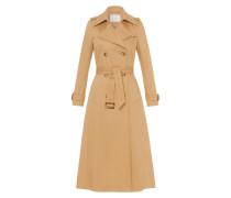 Mantel Vintage Maxi Coat hellbeige