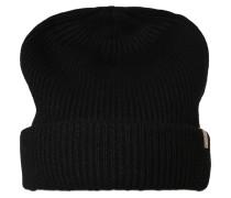Mütze 'Essentials' schwarz