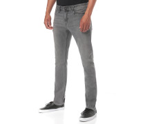 Solver Tapered Jeans grey denim