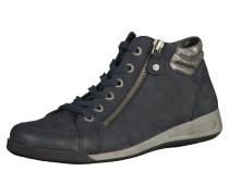 Sneaker dunkelblau / grau / silber