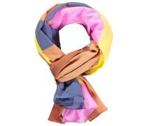 Schal mischfarben