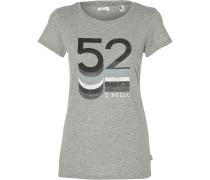 T-Shirt 'LW Oneill 1952 T-Shirt' hellgrau