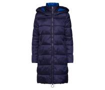 Mantel 'Coat Libby' blau