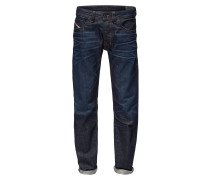 'Larkee' Jeans Regular Fit 806W dunkelblau