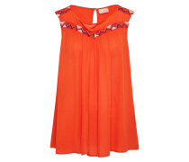 Top 'viadisa S/L Top' orangerot