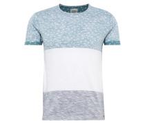 T-Shirt 'i/o Block Print'