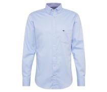 Hemd 'sleeve casual fit' hellblau