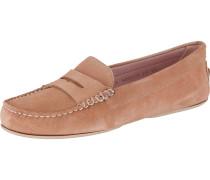 Loafers hellbraun