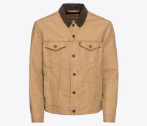 Justin Timberlake Jacke 'lined Trucker Jacket'