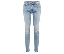 Jeans 'slim Tapered Steve' blue denim