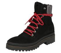 Boots bronze / rot / schwarz / weiß
