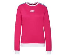 Sweatshirt 'felpa Donna' pink
