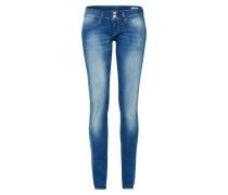 'Mora' Slim-fit-Jeans blue denim
