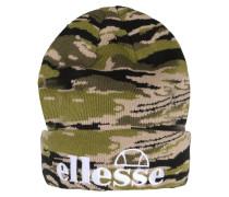 Mütze 'velly' grün / khaki
