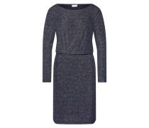 Kleid 'louiana' schwarz / silber