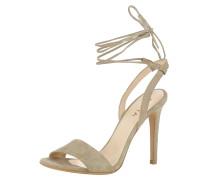 Sandalette 'eva' beige