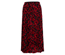 Blumenrock rot / schwarz